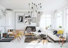 Scandinavian Apartment by Image Box Studios